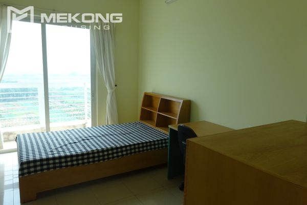 Bright apartment with 4 bedrooms on high floor in E4 tower Ciputra Hanoi 13