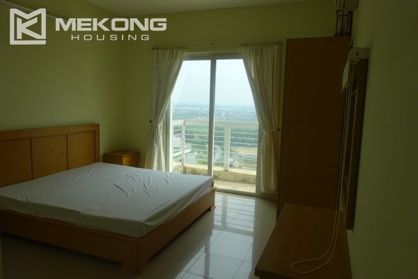 Bright apartment with 4 bedrooms on high floor in E4 tower Ciputra Hanoi 7