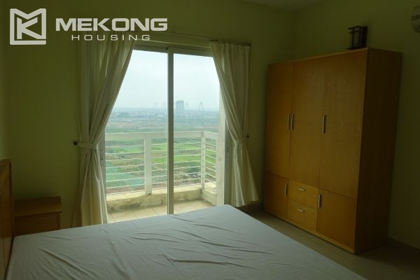 Bright apartment with 4 bedrooms on high floor in E4 tower Ciputra Hanoi 8