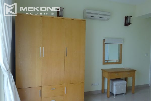 Bright apartment with 4 bedrooms on high floor in E4 tower Ciputra Hanoi 9
