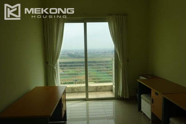 Bright apartment with 4 bedrooms on high floor in E4 tower Ciputra Hanoi 16