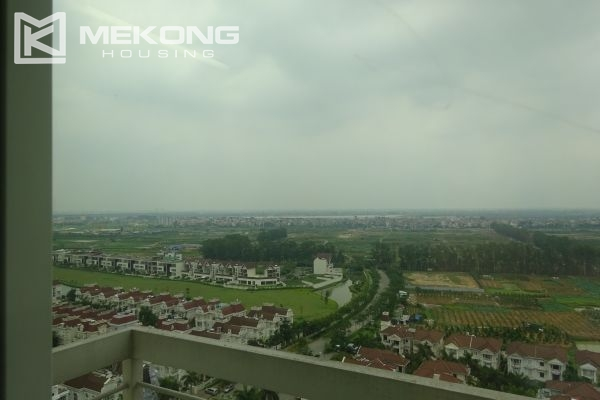 Bright apartment with 4 bedrooms on high floor in E4 tower Ciputra Hanoi 18