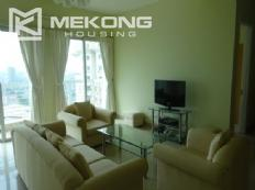Bright apartment with 4 bedrooms on high floor in E4 tower Ciputra Hanoi
