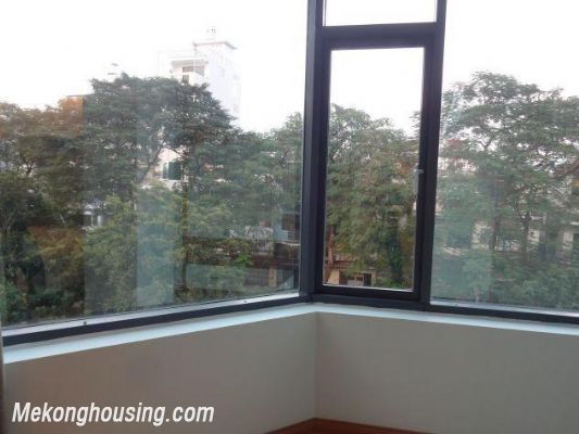 Bright serviced apartment with 1 bedroom for rent in Thuy Khue street, Tay Ho district, Hanoi 6