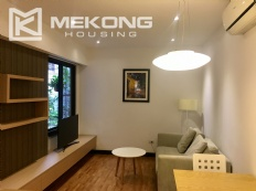 Bright serviced apartment with 1 bedroom in Vong Thi, Tay Ho district