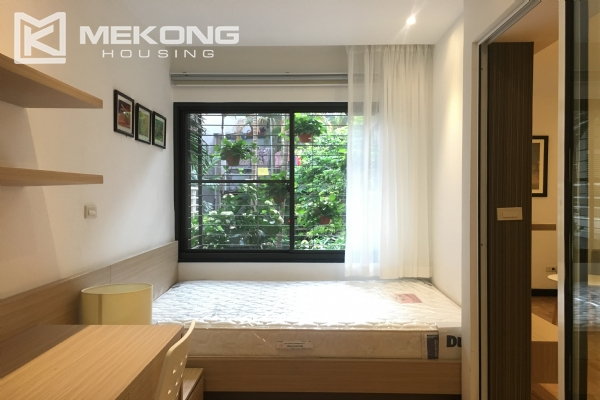 Bright serviced apartment with 1 bedroom in Vong Thi, Tay Ho district 3