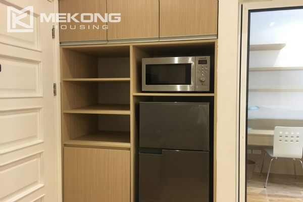 Bright serviced apartment with 1 bedroom in Vong Thi, Tay Ho district 6