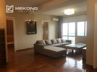 Budget 153m2 apartment with 4 bedrooms in E tower Ciputra Hanoi