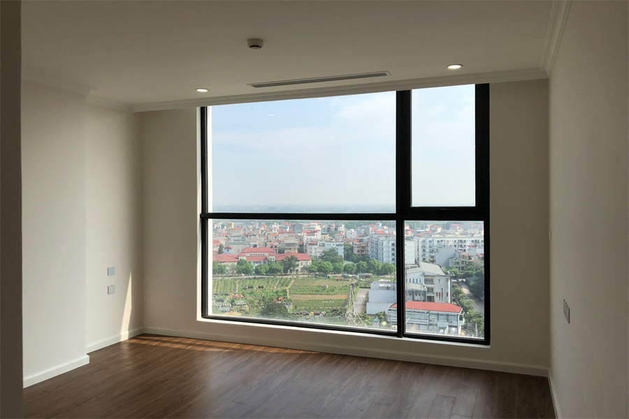 Budget apartment with 2 bedrooms for rent in R2 tower, Sunshine Riverside 3