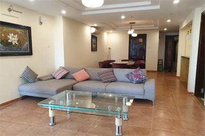 Budget apartment with 3 bedrooms and lake view in G3 tower, Ciputra Hanoi