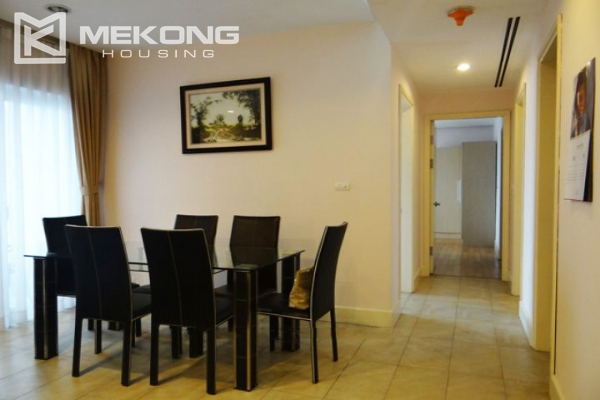 Charming apartment with 2 bedrooms and Westlake view for rent in Golden Westlake Hanoi 3