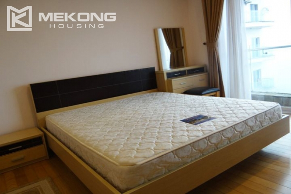 Charming apartment with 2 bedrooms and Westlake view for rent in Golden Westlake Hanoi 10