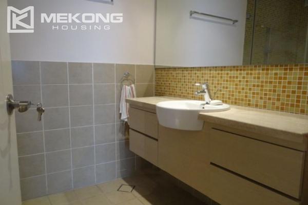 Charming apartment with 2 bedrooms and Westlake view for rent in Golden Westlake Hanoi 13
