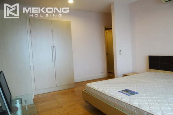 Charming apartment with 2 bedrooms and Westlake view for rent in Golden Westlake Hanoi 15