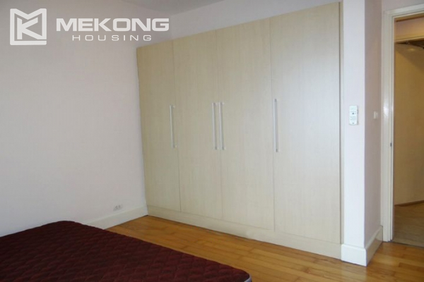 Charming apartment with 2 bedrooms and Westlake view for rent in Golden Westlake Hanoi 17
