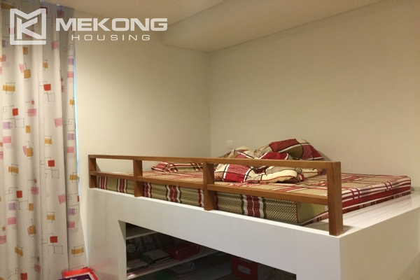 Charming apartment with 2 bedrooms and Westlake view in Watermark Lac Long Quan 7