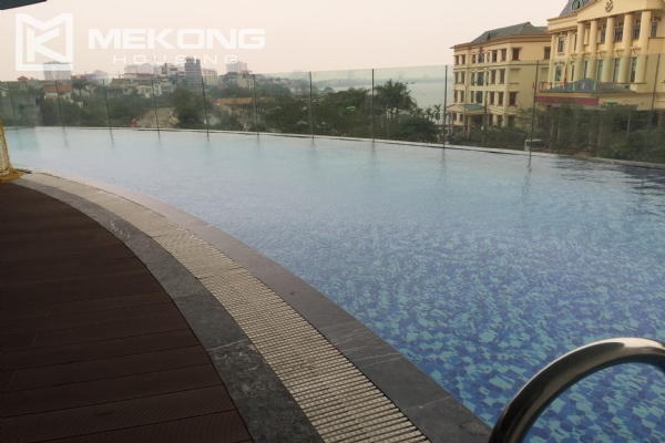 Charming apartment with 2 bedrooms and Westlake view in Watermark Lac Long Quan 11