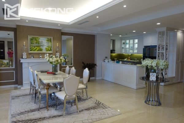 Charming apartment with 4 bedrooms and nice view in L tower, Ciputra Hanoi 6