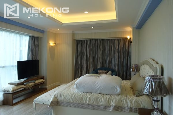 Charming apartment with 4 bedrooms and nice view in L tower, Ciputra Hanoi 12