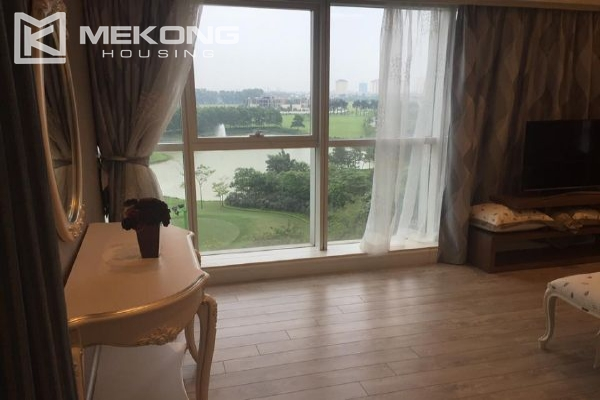 Charming apartment with 4 bedrooms and nice view in L tower, Ciputra Hanoi 14