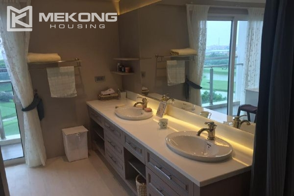 Charming apartment with 4 bedrooms and nice view in L tower, Ciputra Hanoi 15
