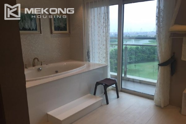 Charming apartment with 4 bedrooms and nice view in L tower, Ciputra Hanoi 16