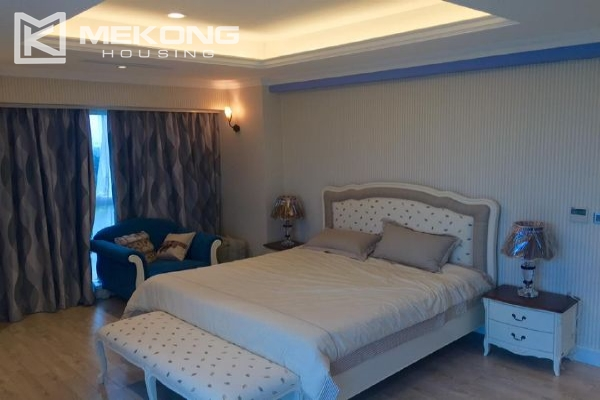 Charming apartment with 4 bedrooms and nice view in L tower, Ciputra Hanoi 18