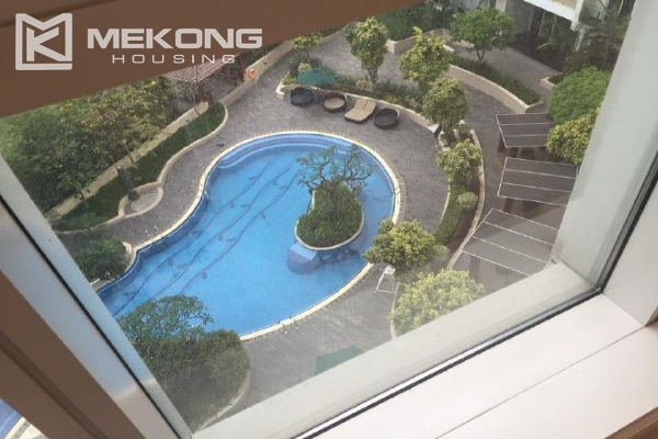 Charming apartment with 4 bedrooms and nice view in L tower, Ciputra Hanoi 3