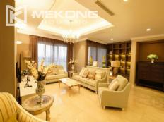 Charming apartment with 4 bedrooms and nice view in L tower, Ciputra Hanoi