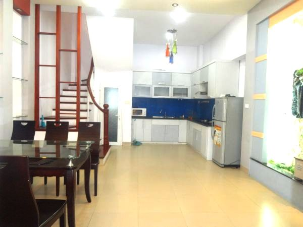 Charming Furnished House in Tay Ho, 04 Bedrooms