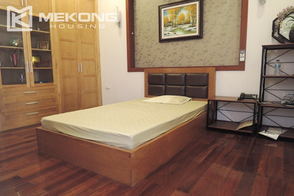 Charming villa with 5 bedrooms and modern furniture in T block, Ciputra Hanoi 11