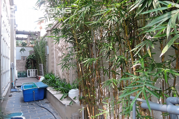 Charming villa with 5 bedrooms and modern furniture in T block, Ciputra Hanoi 12