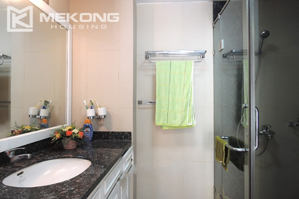 Charming villa with 5 bedrooms and modern furniture in T block, Ciputra Hanoi 17