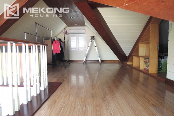 Charming villa with 5 bedrooms and modern furniture in T block, Ciputra Hanoi 4