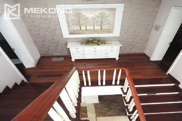 Charming villa with 5 bedrooms and modern furniture in T block, Ciputra Hanoi 5