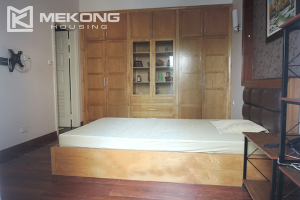 Charming villa with 5 bedrooms and modern furniture in T block, Ciputra Hanoi 9