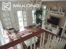Charming villa with 5 bedrooms and modern furniture in T block, Ciputra Hanoi