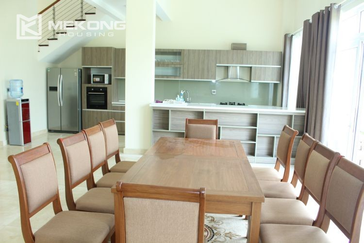Charming villa with big garden and 5 bedroom in Q block, Ciputra Hanoi 2