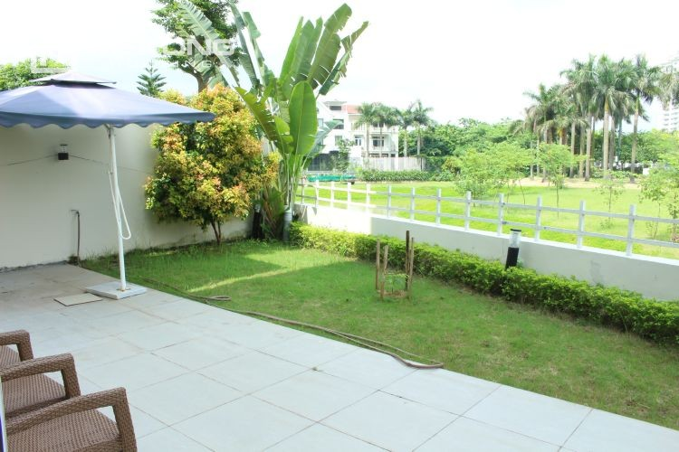 Charming villa with big garden and 5 bedroom in Q block, Ciputra Hanoi 4