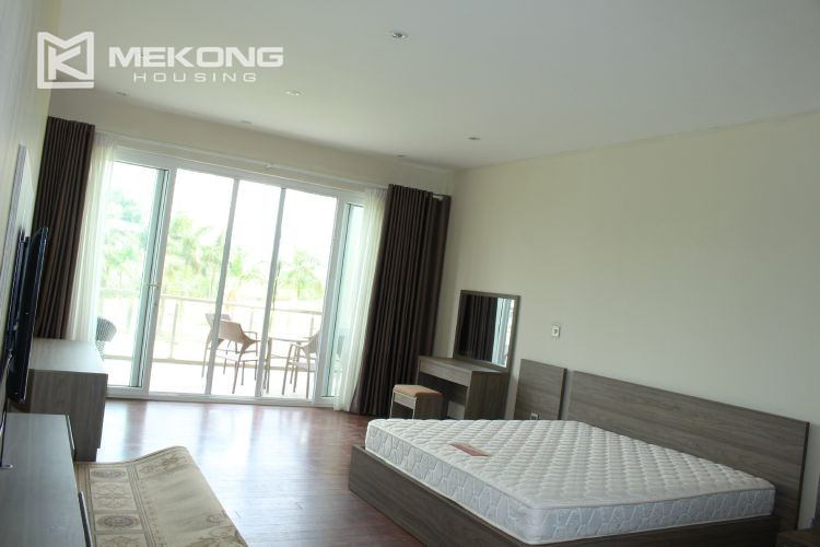 Charming villa with big garden and 5 bedroom in Q block, Ciputra Hanoi 10