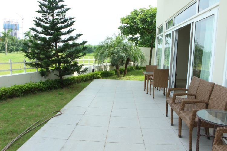 Charming villa with big garden and 5 bedroom in Q block, Ciputra Hanoi 6