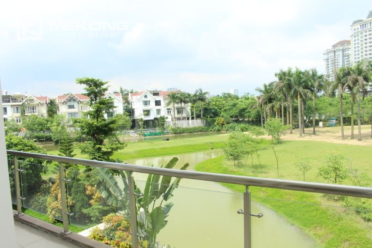 Charming villa with big garden and 5 bedroom in Q block, Ciputra Hanoi 13