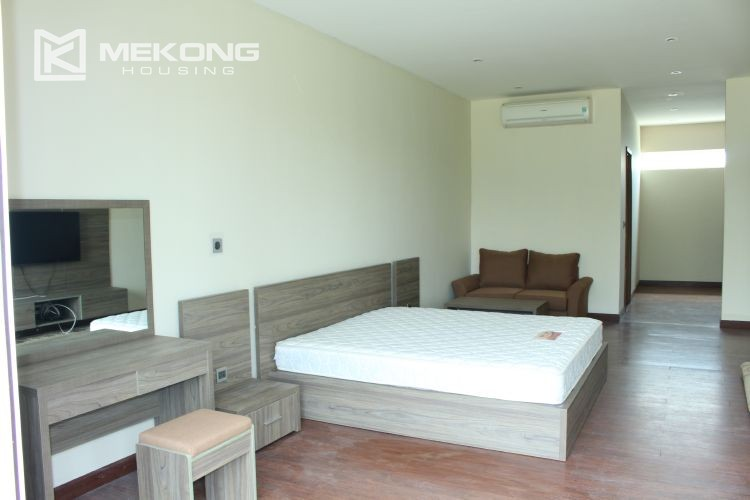 Charming villa with big garden and 5 bedroom in Q block, Ciputra Hanoi 14