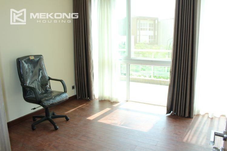 Charming villa with big garden and 5 bedroom in Q block, Ciputra Hanoi 15