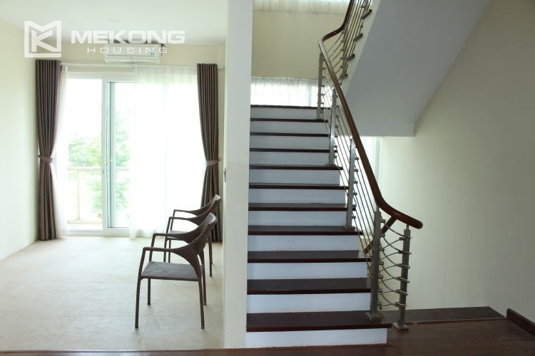 Charming villa with big garden and 5 bedroom in Q block, Ciputra Hanoi 17