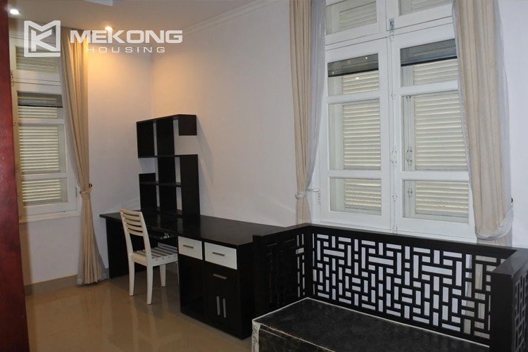Charming villa with spacious living room and 5 bedrooms in T block, Ciputra Hanoi 10