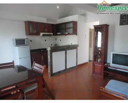 Cheap Service Apartment For Rent in To Ngoc Van street