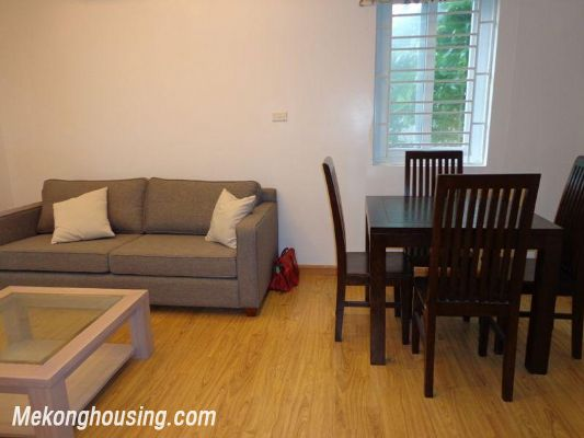 Cheap serviced apartment for rent in Lang Ha street, Dong Da district, Hanoi 6
