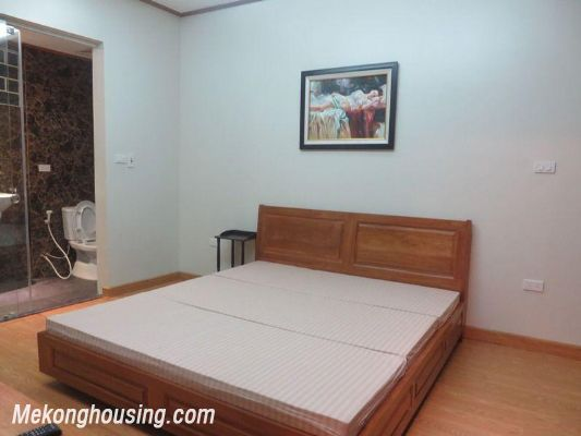 Cheap serviced apartment with 2 bedrooms for rent in Ngoc Khanh street, Ba Dinh, Hanoi 7
