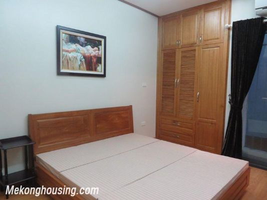 Cheap serviced apartment with 2 bedrooms for rent in Ngoc Khanh street, Ba Dinh, Hanoi 9